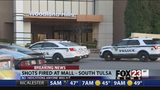 VIDEO: Tulsa police investigate suspected gun battle outside Woodland Hills Mall