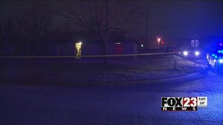 Teen shot and robbed inside Turley home