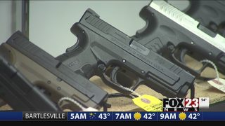 VIDEO: U.S. Shooting Academy official speaks out on constitutional carry law
