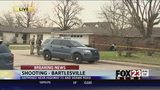 VIDEO: Man shot multiple times in Bartlesville gunfight, police say