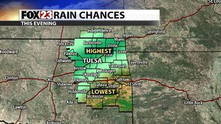 Several days of rain chances this week