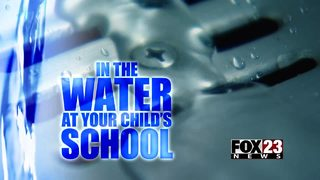 PREVIEW: Tulsa Public Schools checking school water for lead