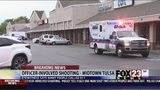 VIDEO: Tulsa shooting suspect fatally shot by police