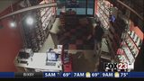 VIDEO: Police search for man accused of breaking into south Tulsa shoe store