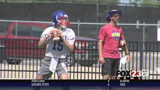 Spartans focused on another state title as spring balls begins