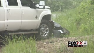 Troopers respond to deadly crash in west Tulsa