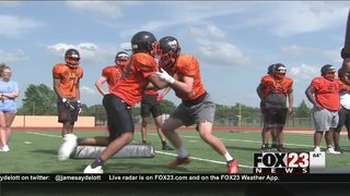 Booker T. rebuilding after losing large senior class