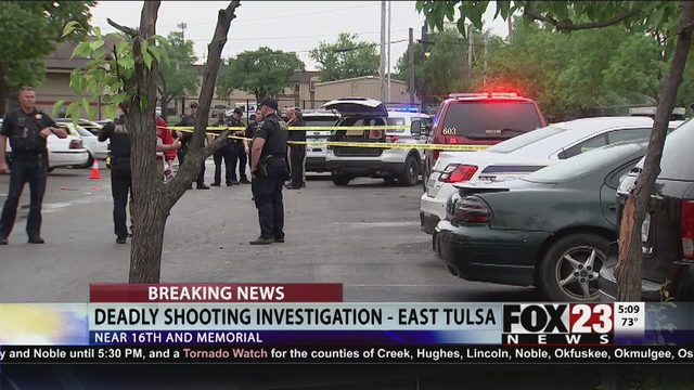 TULSA SHOOTING: Multiple people shot in deadly shooting in