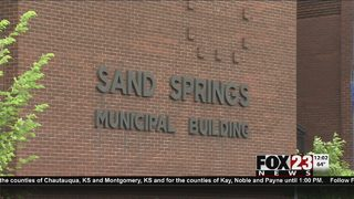 Community prepares for severe weather in Sand Springs without public shelters