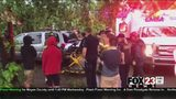 VIDEO: Tulsa firefighters rescue man trapped under tree hit by tornado