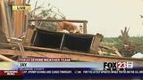 VIDEO: Home demolished by tornado in Jay