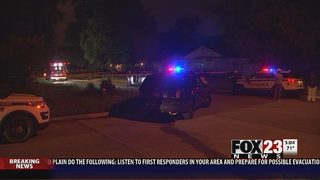 One person dead after shooting, home invasion in north Tulsa