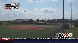 Possible flooding impact on Bixby athletic facilities