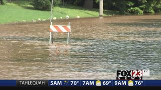 Finding Green Country shelters during dangerous flooding