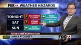 FOX23 Friday Evening Forecast