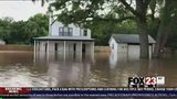 VIDEO: Emotional families face flooding in Sand Springs