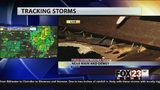 VIDEO- Storm damage in Sapulpa