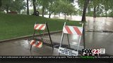 VIDEO: Flooded storm drains impact some Riverside area neighborhoods