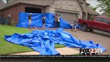VIDEO: Flooding impacts south Tulsa neighborhood
