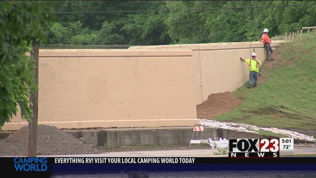 TULSA WEATHER: Live Updates: Arkansas River Flooding In