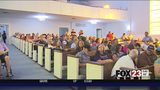 VIDEO: Heated moments during Sand Springs flood recovery meeting