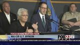 VIDEO: Tulsa officials shift focus to recovery from flooding