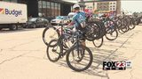 VIDEO: Tulsa Tough underway in Blue Dome District