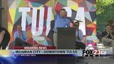 VIDEO: Tulsa to host IRONMAN competition in 2020