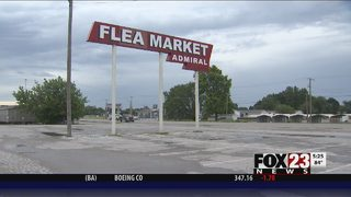 Admiral Flea Market to close after nearly 40 years in north Tulsa