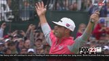 VIDEO - Woodland wins first major at U.S. Open