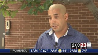 Broken Arrow man awarded with Carnegie Medal for act of bravery