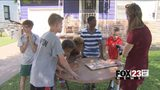 VIDEO: Police investigate robbery at Tulsa children's lemonade stand
