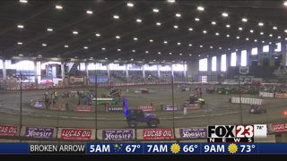 Chili Bowl Nationals to remain in Tulsa through 2034