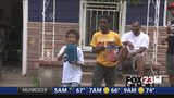VIDEO: Community supports young boys lemonade stand after being robbed