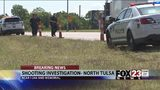VIDEO: Woman shoots man after argument on north Tulsa highway