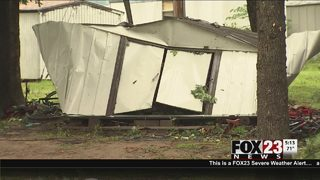 Power outages, storm damage reported in Mannford
