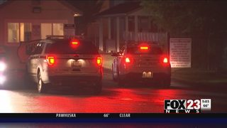 Man shot while trying to escape robbery at north Tulsa apartment