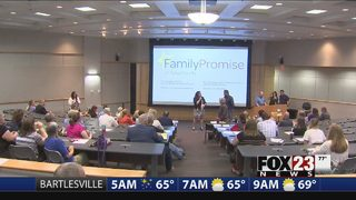 OU-Tulsa, City Council hosts meeting on south Tulsa homelessness