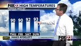 FOX23 Wednesday Overnight Forecast