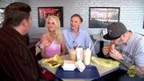 VIDEO: Burger Brothers go to Burnco with a special guest
