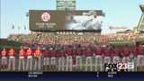 WATCH - Angels honor fallen teammate with no-hitter