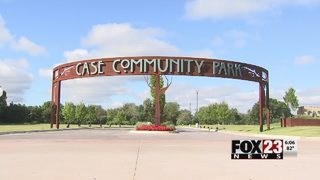 Case Community Park in Sand Springs partially reopens after flooding