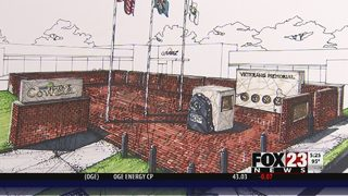 American Legion works to build veterans memorial in Coweta