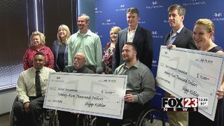 HollyFrontier donates $100,000 to Tulsa flood victims, wheelchair basketball team