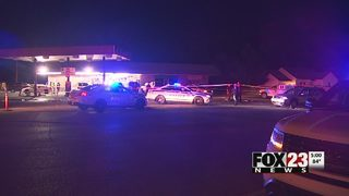 Woman shot outside north Tulsa convenience store dies