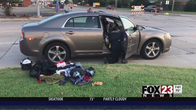 Police arrest three in connection with stolen vehicles, drugs | FOX23