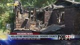 VIDEO: Fire spreads from lawnmower and through home in Rogers County