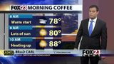 FOX23 Sunday Overnight Forecast