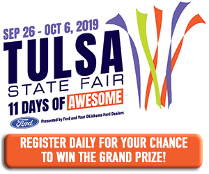 FOX23 Tulsa State Fair Prize Package Giveaway