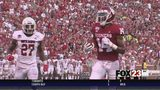 WATCH - Hurts leads Sooners to rout of South Dakota